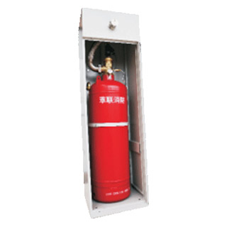 柜式七氟丙烷滅火裝置/Cabinet Gas-FM200 Fire Extinguishing Equpment